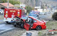 متفاوتترین حوادث رانندگی +فیلم