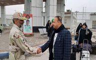 سردار رضایی: مرزهای ایران و عراق جزء امنترین مرزهاست