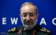 سردار جزایری: منافقین مهره آمریکا در راهبرد مقابله با ایران هستند