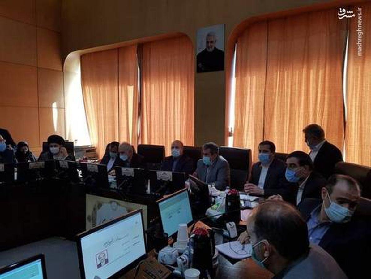 تصاویر: جلسه بورسی مجلس