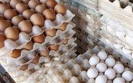 هر شانه تخم مرغ  ۴۰ هزار تومان!؟