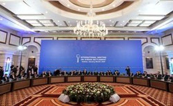 مخالفت ترکیه با پیشنهاد آمریکا برای خروج از مذاکرات آستانه