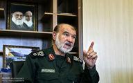 سردار اسدی: هر اتفاقی اطراف کشور ما میافتد برای ایران است