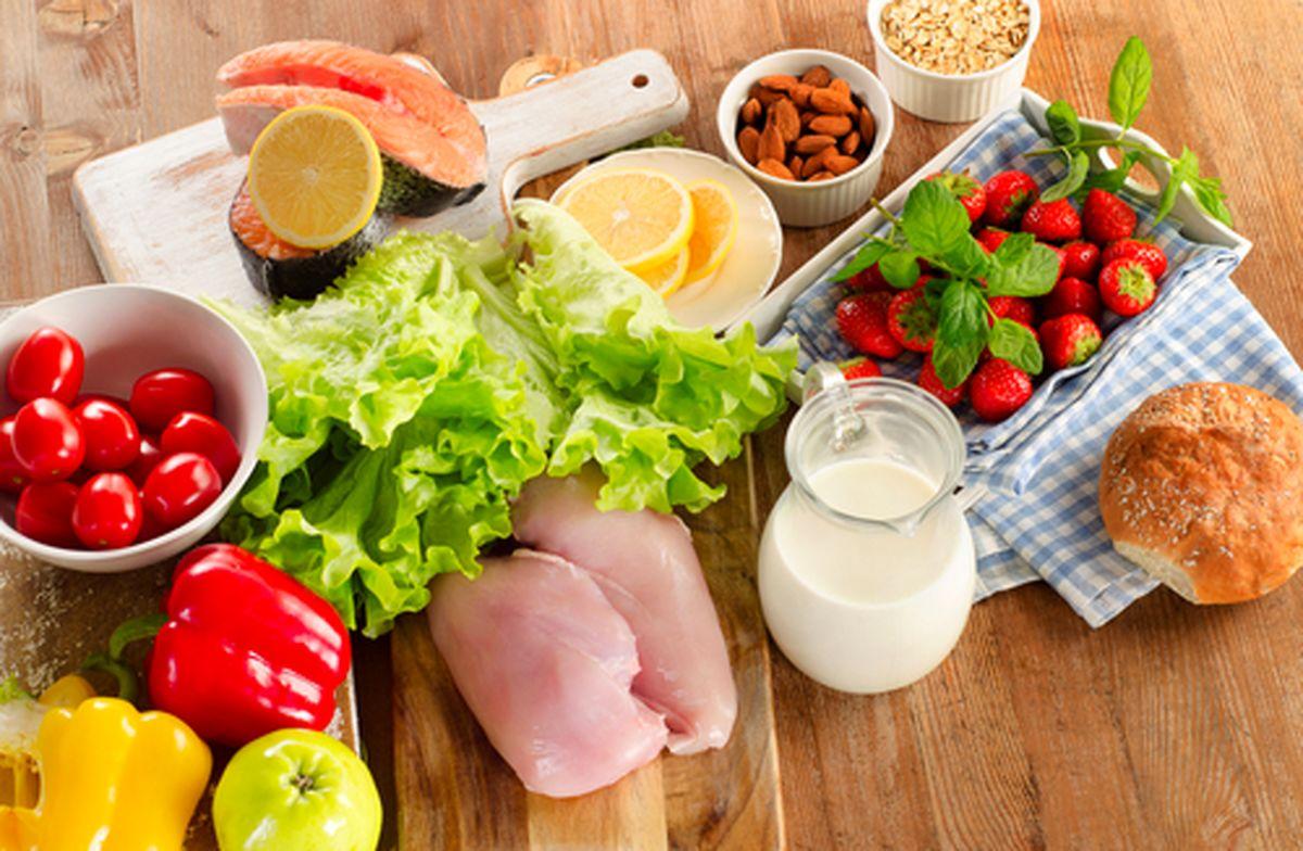 رژیم غذایی چیست؟رژیم لاغری چگونه باید باشد؟