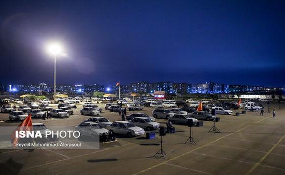 تصاویر: عزاداری متفاوت در شب های محرم مشهد