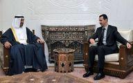 ادعا درباره پیشنهاد امارات به اسد