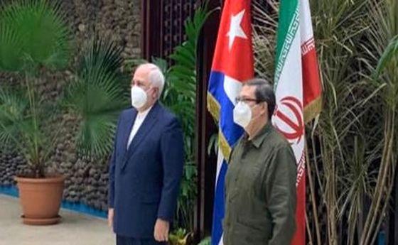 در دیدار ظریف با همتای کوبایی چه گذشت؟