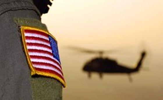 فرار عناصر داعش با بالگردهای آمریکا