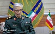 سرلشکر باقری: تهدیدات اقتضا میکند ماموریتهای بزرگ نیروی دریایی ارتش توسعه یابد