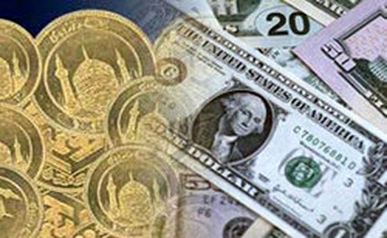 قیمت سکه و دلار کاهش یافت +جدول