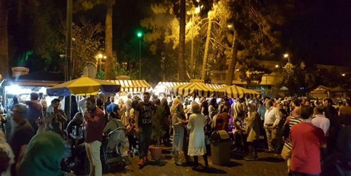 زیست شبانه درکدام مناطق تهران اجرا میشود؟