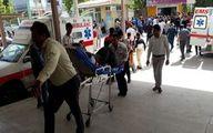 زلزله یاسوج مردم وحشت زده را به خیابان کشاند +تصاویر