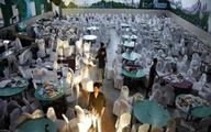 انفجار مرگبار در مراسم عروسی