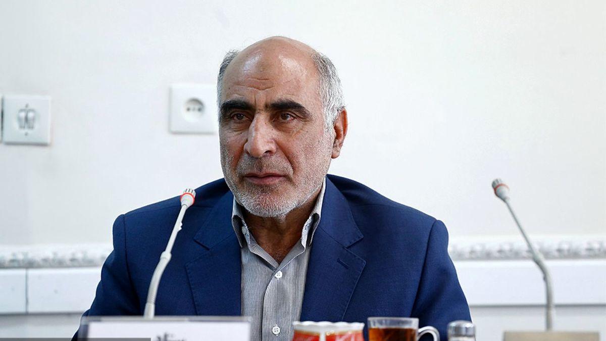 آخرین خبر در مورد نامزدی علی لاریجانی