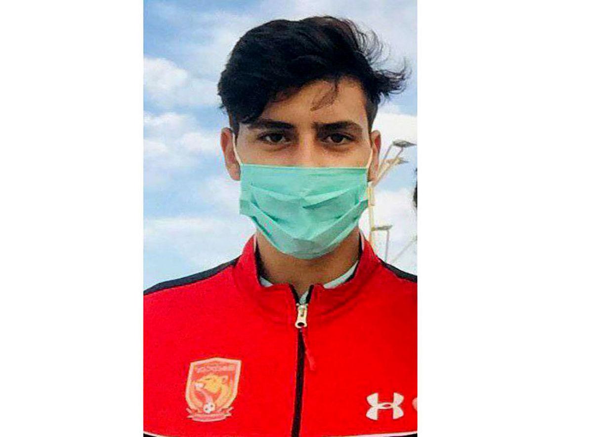 سانحه رانندگی جان فوتبالیست جوان ایرانی را گرفت +عکس
