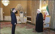 چین به ایران خبر داد : قصد آمریکا برای بازگشت به برجام