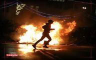 ادامه فعالیتهای «خشم شبانه» در غزه