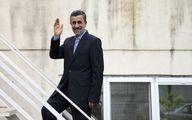 ادعای جنجالی جدید احمدی نژاد:  با میرحسین دوستم!