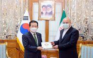 تصاویر: دیدار نخست وزیر کره جنوبی با قالیباف