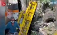تصادف مرگبار قطار و کامیون در تایوان با ۳۶ کشته +فیلم
