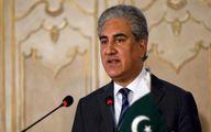 وزیر خارجه پاکستان در راه تهران