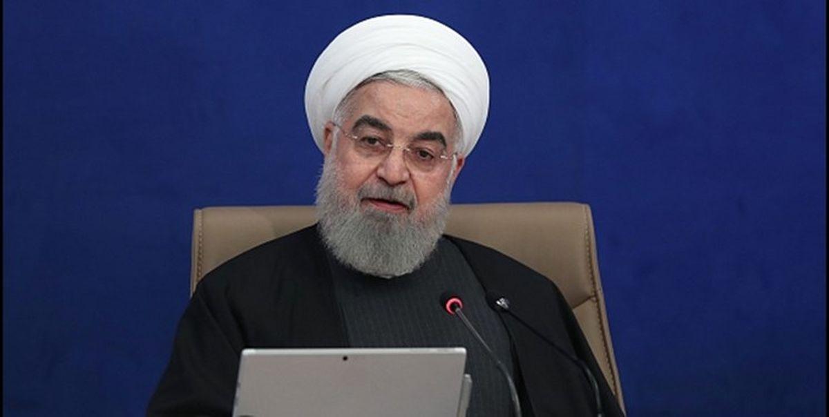 روحانی: رشد اقتصادی دنیا منفی اما ایران بالای 2 درصد مثبت است