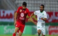 نتیجه بازی پرسپولیس - ماشین سازی تبریز در نیمه اول