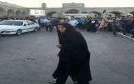 ماجرای شقایق فراهانی و جیببرها در حرم رضوی +عکس