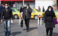 زالی: شرایط تهران عادی نیست،ماسک بزنید
