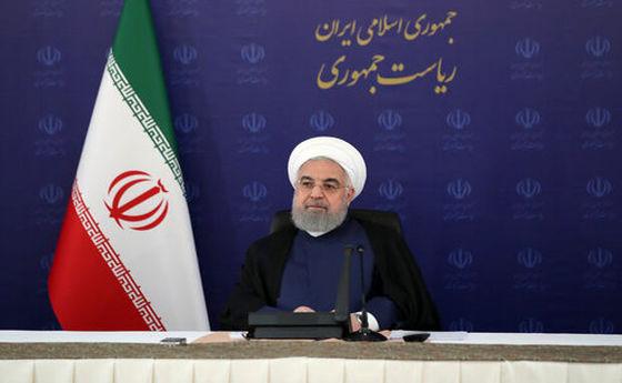 توصیه روحانی به دولت جدید آمریکا