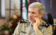 خبر خوش تسلیحاتی وزیر دفاع