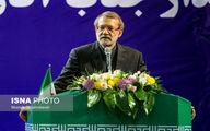 لاریجانی: ایرانیان توطئه دشمنان را پس میزنند
