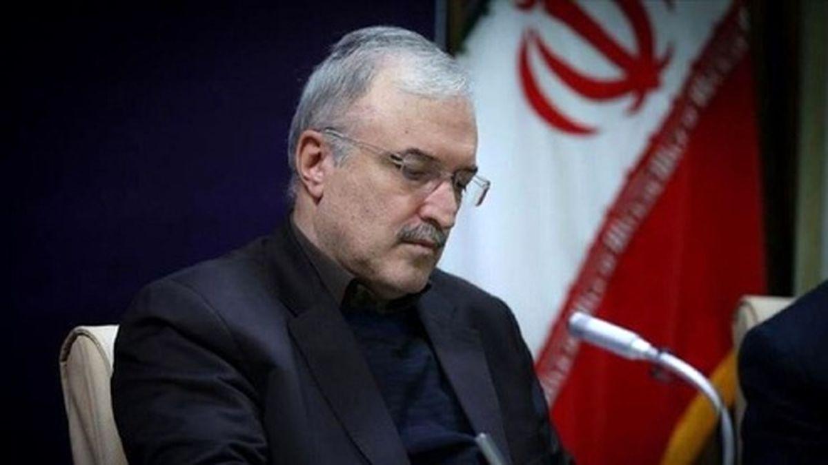 وزیر بهداشت: آمریکا با تحریمهای شدید سلامت ایرانیان را به خطر انداخته است