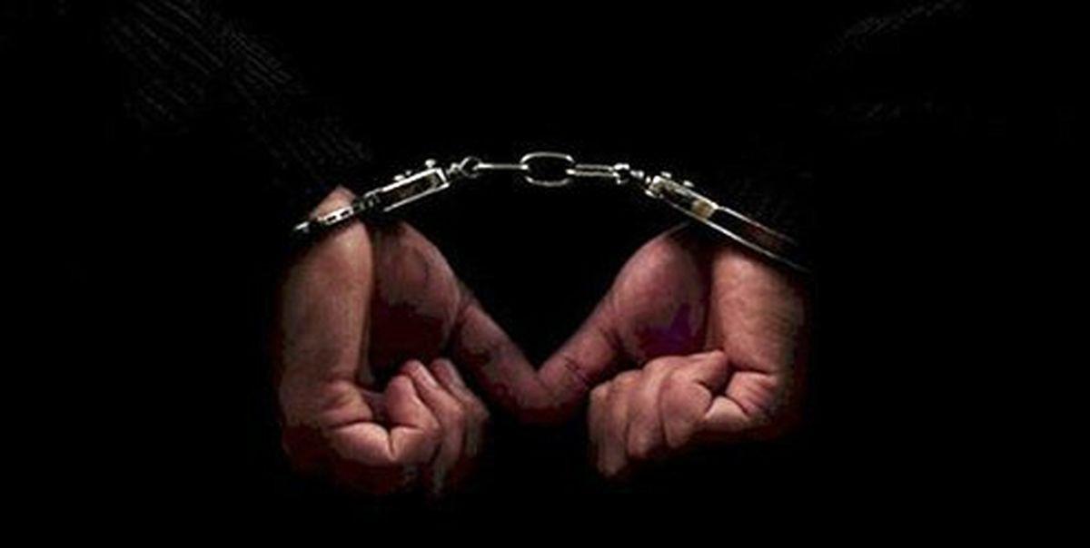 سازمان اطلاعات سپاه شرور معروف را دستگیر کرد