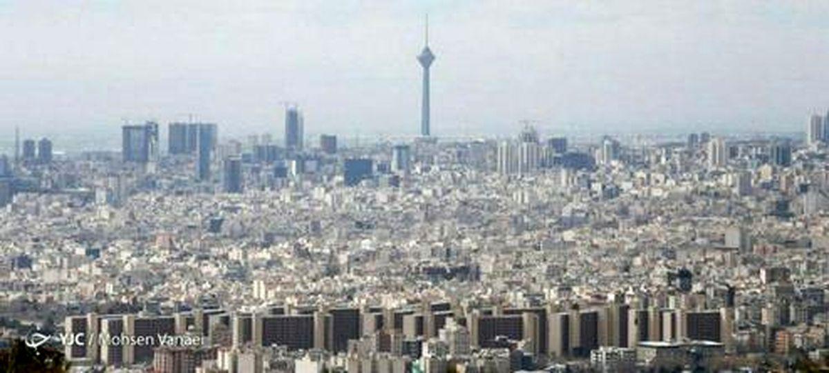 دمای هوای پایتخت کاهش مییابد