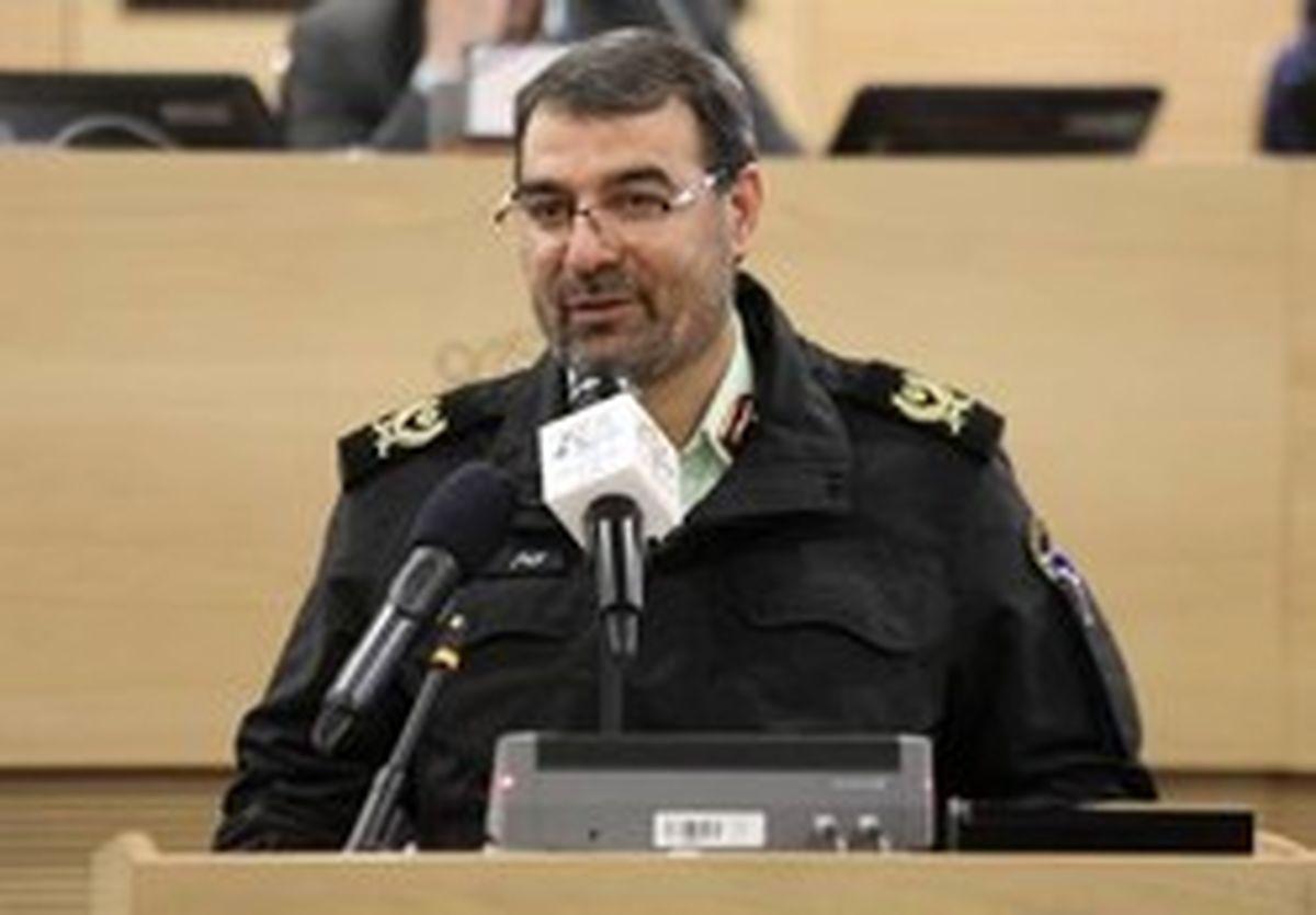 اعضای باند سرقت از تبعه خارجی در مشهد دستگیر شدند
