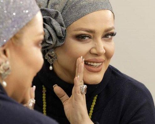 فرناز رهنما مادر شد / رونمایی بهاره رهنما از خواهرزاده گوگولی اش + عکس جذاب