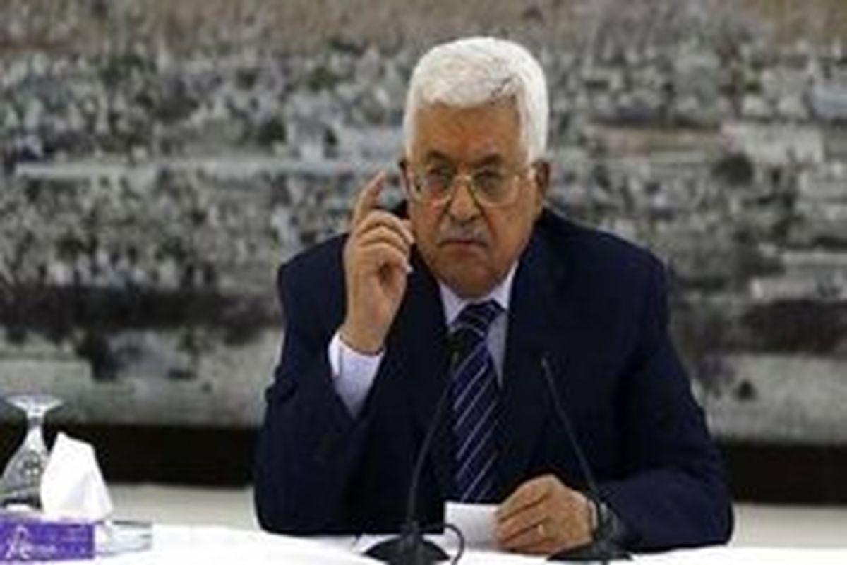 عباس: ترامپ از طرح راهکار صلح عاجز است