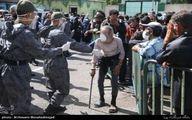 چند نفر از معتادان جمع آوری شده در تهران کرونا مثبت بودند؟