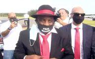 یک مرد سیاه پوست پس از ۴۴ سال از زندان آزاد شد +عکس