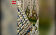 فیلم: معماری اهرام ثلاثه مصر به چین رسید