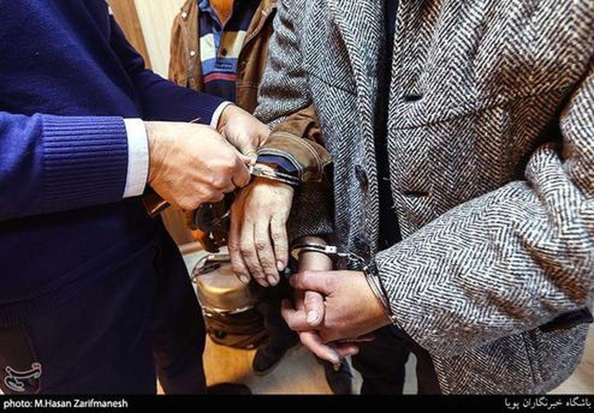انهدام باند پولشویی توسط پاسداران گمنام امام زمان (عج)