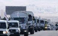 تعویق در ارسال کمکها به غوطه شرقی در پی حملات النصره