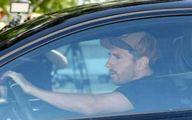 مسی به تمرینات بارسلونا برگشت +عکس