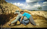 تصاویر: کورههای آجرپزی نومل در گرگان