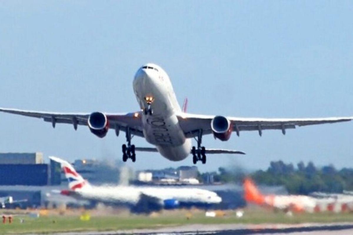 لغو تمام پروازهای شرکتهای خارجی در مسیر لندن به تهران