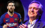 رییس جمهور آرژانتین خواهان بازگشت مسی شد
