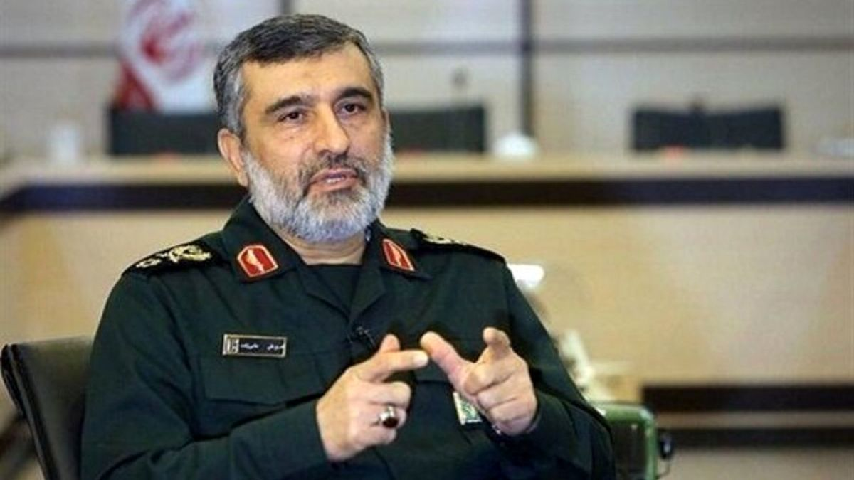 سردار حاجیزاده: اگر دیدید یمن هم با موشک رژیمصهیونیستی را هدف قرار می دهد، تعجب نکنید