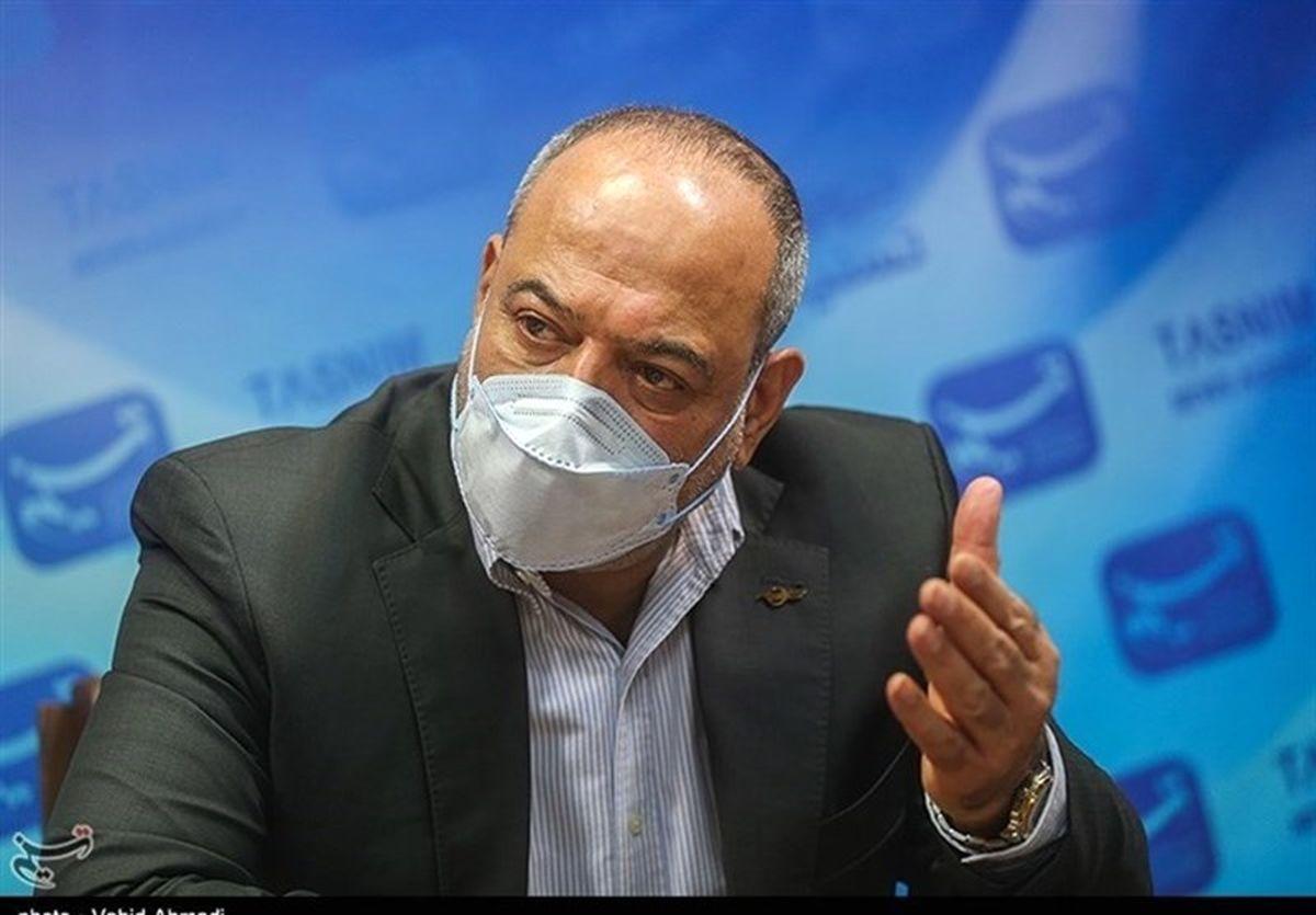 واکنش زنگنه به درخواست تعلیق پروازهای ترکیه