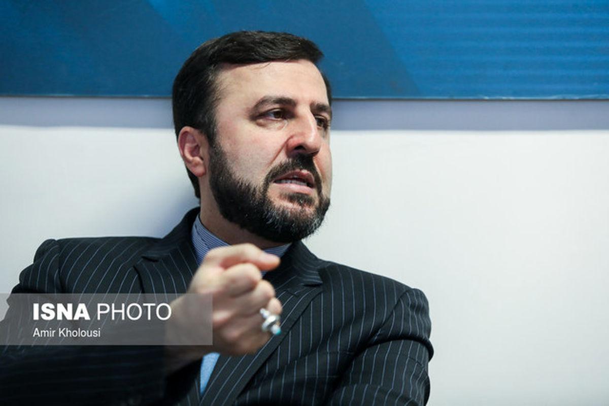 گزارش غریب آبادی از مواضع هسته ای  ایران به شورای حکام
